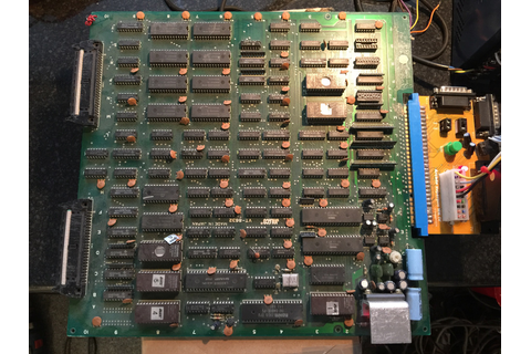 More pcb's inc. Wonderboy etc. - UK-VAC : UK Video Arcade ...