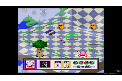 Kirby's Dream Course - Game - Nintendo World Report