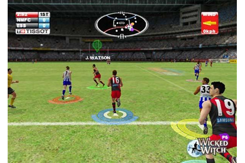 Afl footy games to play online