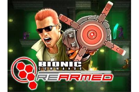 Bionic Commando: Rearmed for Windows (2008) - MobyGames