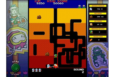 Dig Dug - Gaming Wonderland