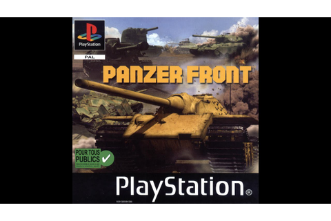 Quick Look | Panzer Front (1999) PlayStation 1 HD - YouTube
