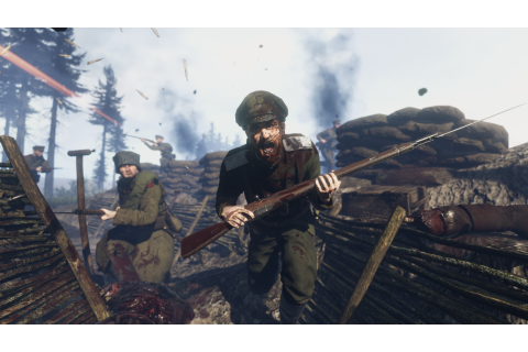 Tannenberg, the Sequel to Popular WW1 Shooter Verdun, is ...