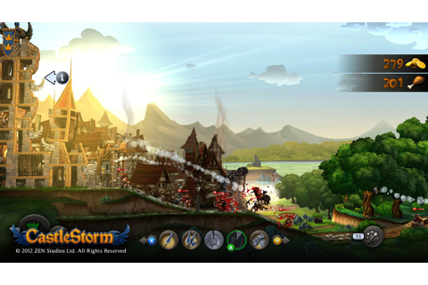 CastleStorm: Free to Siege New Update Introduces New PVP ...