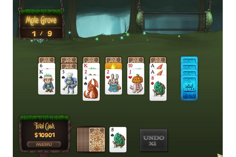 Faerie Solitaire - Solitaire Games Online