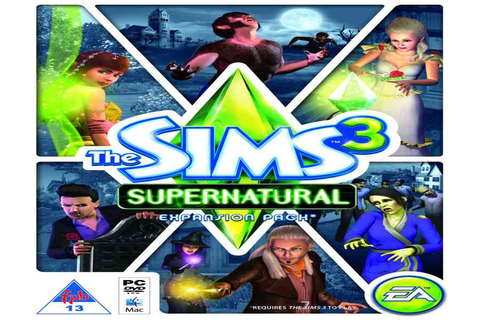 The Sims 3 Supernatural Game Download Free For PC Full ...