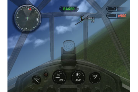 Iron Aces (2001) by Marionette Dreamcast game
