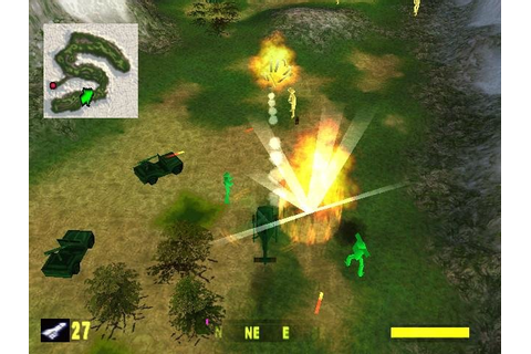 Army Men: Air Attack - PC Review and Full Download | Old ...