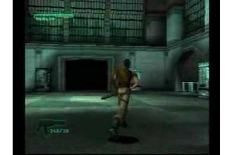 C-12 Final Resistance PS1 gameplay - YouTube
