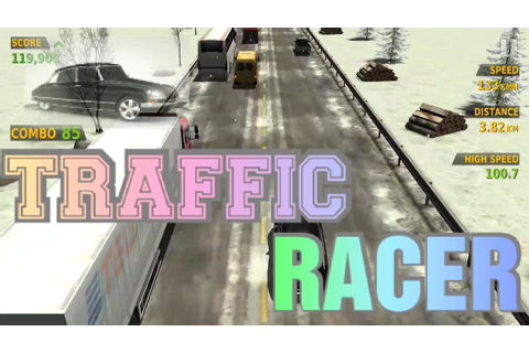 Traffic racer game play | 89 combo - YouTube