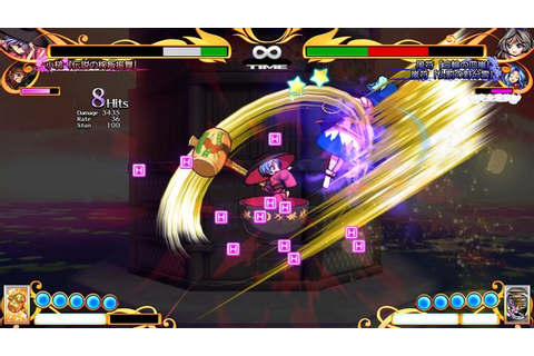 Touhou 15.5 ~ Antinomy of Common Flowers Torrent « Games ...