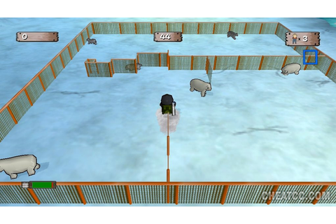 Critter Round-Up Review for the Nintendo Wii