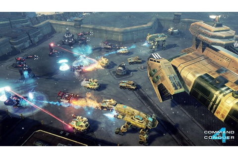 Download Command & Conquer 4: Tiberian Twilight Full PC Game