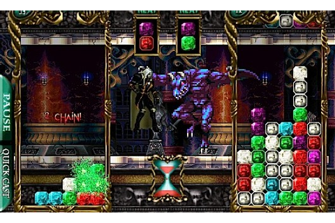 Castlevania Puzzle: Encore of the Night debuts on App Store