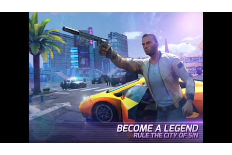 Gangstar Vegas Crime City || Game like GTA || HD Game ...