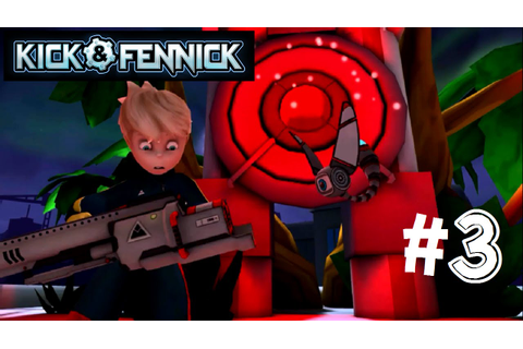 Kick & Fennick PS Vita Indie Game Part 3 Walkthrough ...