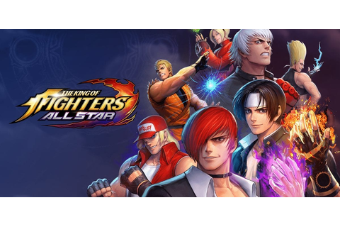 The King of Fighters Allstar - Netmarble announces new ...