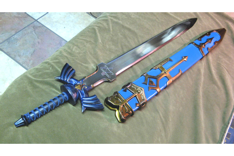 Man stabbed with Legend of Zelda Master Sword in serious ...