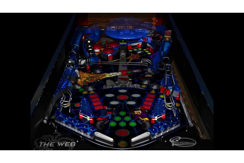 Pro Pinball - The Web - 5.9B - YouTube