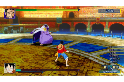 One Piece: Unlimited World Red full game free pc, download ...