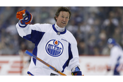 Wayne Gretzky, back with the NHL, returns to L.A. as an ...