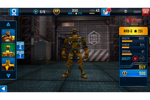 Category:Video Game Robots | Real Steel Wiki | FANDOM ...