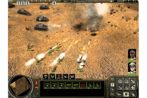 Pc Powerplay - Panzers 2 Test - YouTube