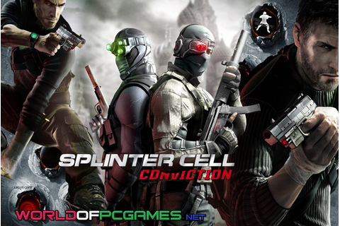 Tom Clancy's Splinter Cell Conviction Free Download Deluxe