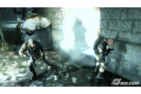 BlackSite: Area 51 Screenshots, Pictures, Wallpapers - PC ...