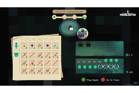 Moonlighter - Game - Nintendo World Report