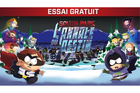 South Park : L'annale du destin sur PS4, Xbox One et PC ...