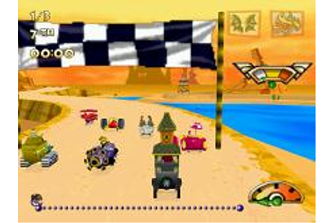 Wacky Races Download (2000 Simulation Game)