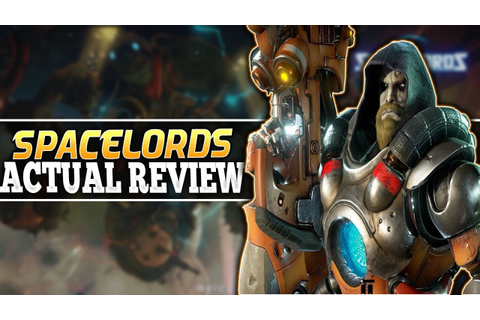 Spacelords Actual Review (One of The Best F2P Games Out ...