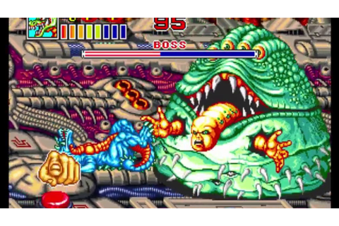 King of the Monsters 2 The Next Thing - Neo Geo / Final ...