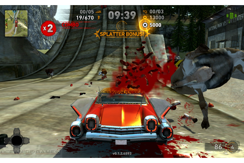 Carmageddon Reincarnation PC Game Free Download - Ocean Of ...