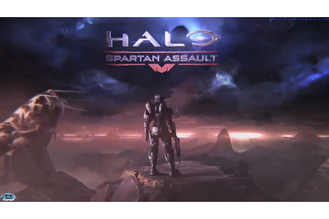 Spartan Assault Live - New Halo Game Walkthrough ...