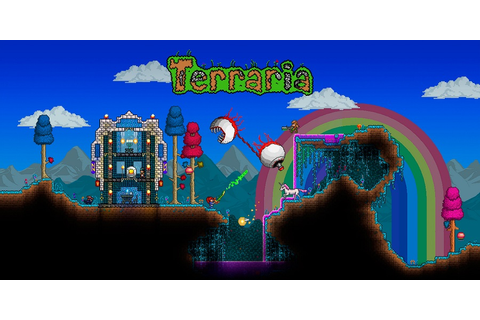 Throwback Thursday: Win Terraria on XB1 or PS4! | RotoRob ...