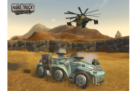 Download free full Game Hard Truck: Apocalypse 2011