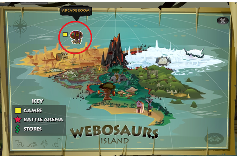 Webosaurs – Major Updates! | Match87055's Club penguin and ...