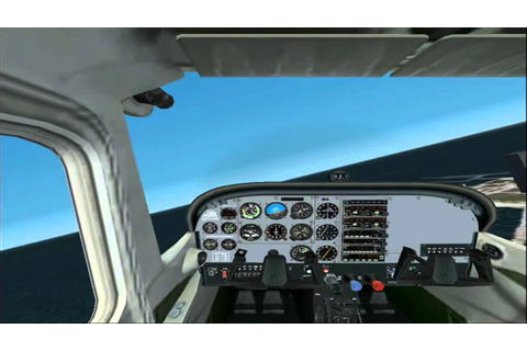 Flight Simulator 2002 - Gameplay PC (HD) - YouTube