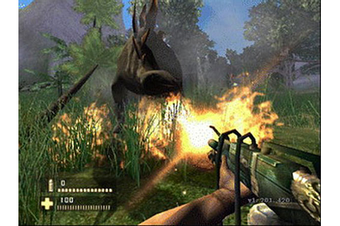 Turok: Evolution › Games-Guide