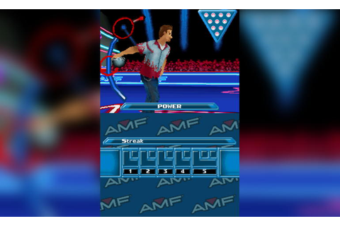 Play AMF Bowling Pinbusters! (Europe) (En, Fr, De, Es, It ...
