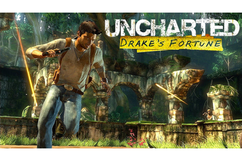 Uncharted: Drake's Fortune (Game Movie-Full Length) {1080p ...