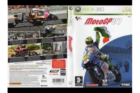 MotoGP 07 Xbox 360 2007 - YouTube