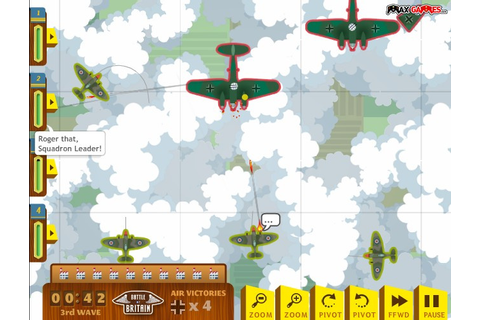 Battle of Britain Hacked / Cheats - Hacked Online Games