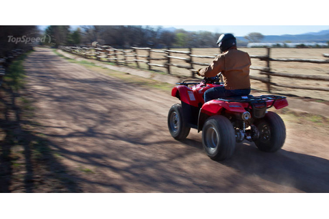 2013 Honda FourTrax Recon - Picture 503643 | motorcycle ...