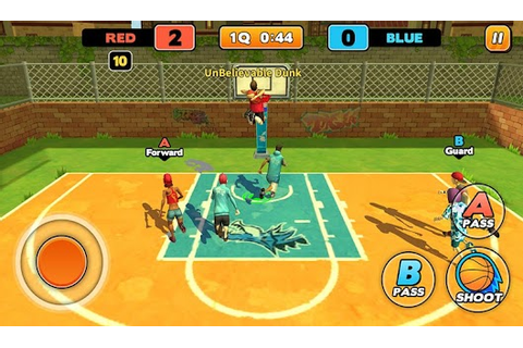 Street Basketball FreeStyle - Android Apps on Google Play