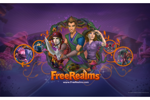 Free Realms heading to PSN | Too Much Gaming