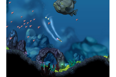Aquaria Free Full Download Game - Free PC Games Den