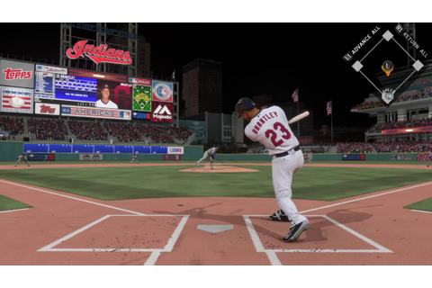 MLB The Show 16: 2017 World Series Game 1 - YouTube